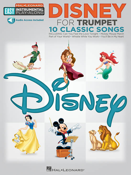 Disney for Trumpet 10 Classic Songs
