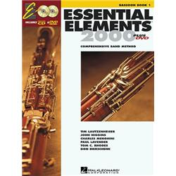 Hal Leonard Essential Elements For Band Bk 1 Bassoon