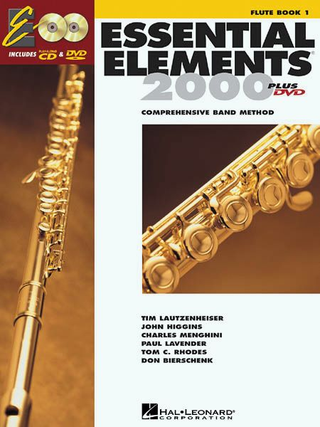Hal Leonard Essential Elements For Band Bk 1 Flute