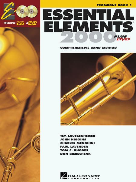 Hal Leonard Essential Elements For Band Bk 1 Trombone