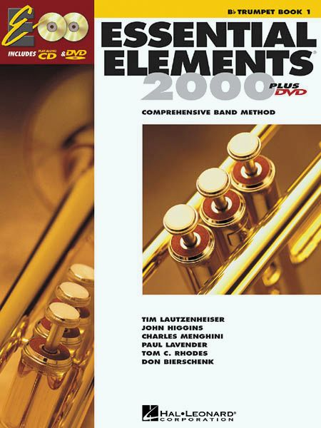 Hal Leonard Essential Elements For Band Bk 1 Trumpet