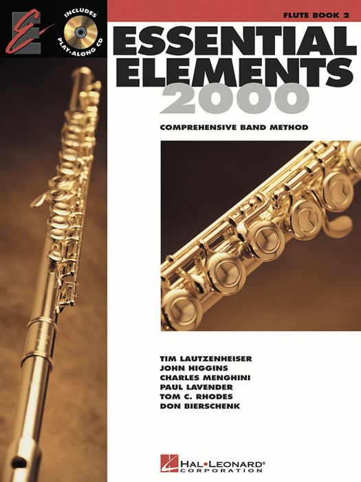 Hal Leonard Essential Elements For Band Bk 2 Flute