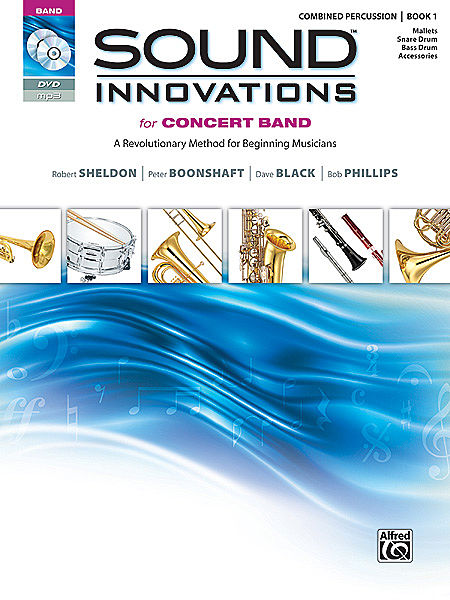 Sound Innovations Combined Percsussion Book 1